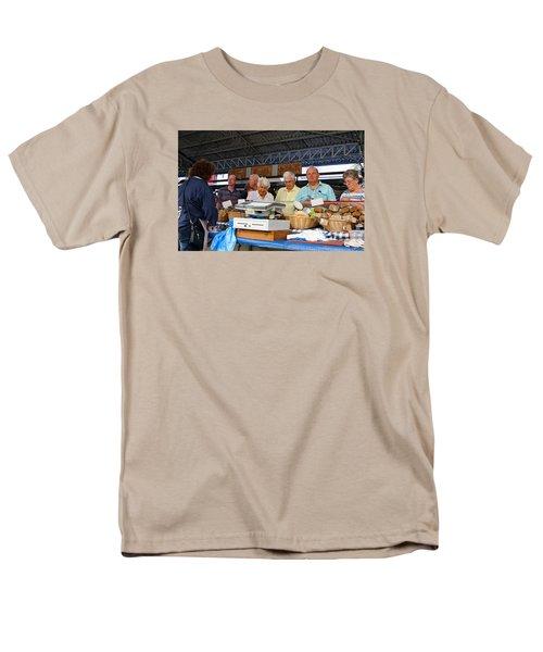 Fresh Breads Men's T-Shirt  (Regular Fit) by Allan Levin