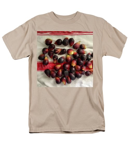 Men's T-Shirt  (Regular Fit) featuring the photograph Fresh Figs by Kim Nelson