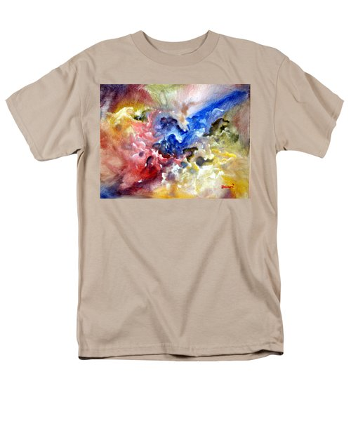 Men's T-Shirt  (Regular Fit) featuring the painting Fruitfulness by Raymond Doward
