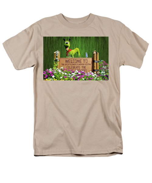 Garden Festival Mp Men's T-Shirt  (Regular Fit) by Thomas Woolworth