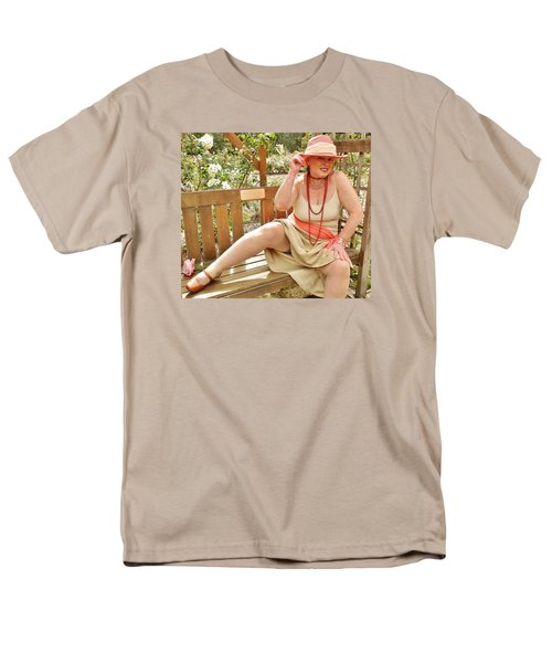 Garden Gypsy Men's T-Shirt  (Regular Fit) by VLee Watson