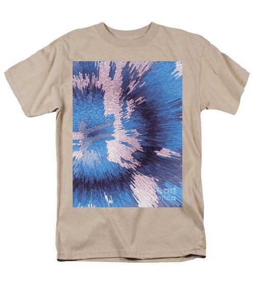 Genetic Engineering Flower Men's T-Shirt  (Regular Fit) by Moustafa Al Hatter