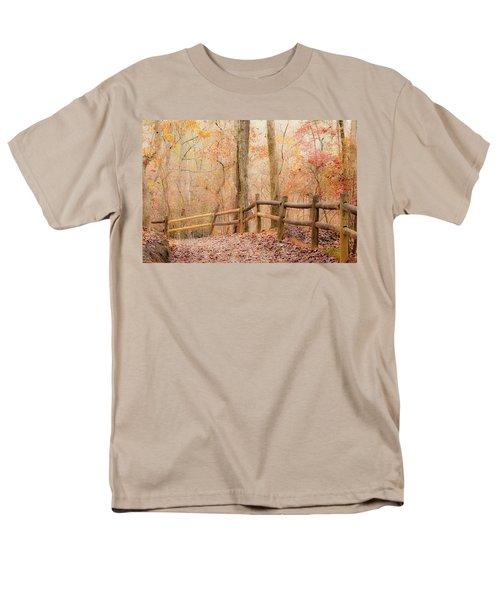 Georgia Fall Men's T-Shirt  (Regular Fit) by RC Pics