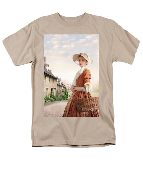 Georgian Period Woman Men's T-Shirt  (Regular Fit) by Lee Avison