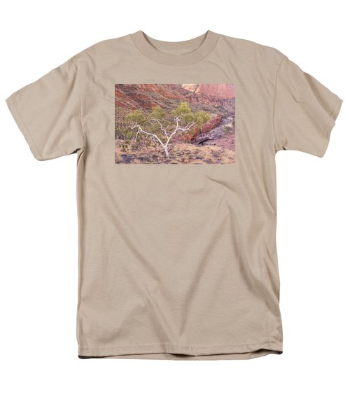 Ghost Gum Men's T-Shirt  (Regular Fit) by Racheal  Christian