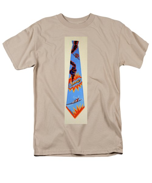 Going Down Men's T-Shirt  (Regular Fit) by Tracy Dennison