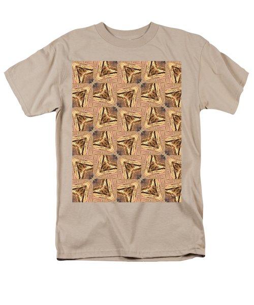 Golden Arrowheads Men's T-Shirt  (Regular Fit) by Maria Watt