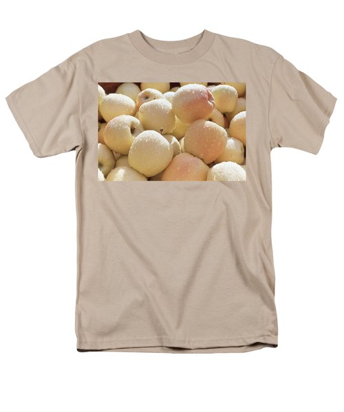 Golden Delicious Men's T-Shirt  (Regular Fit) by Laurie Stewart