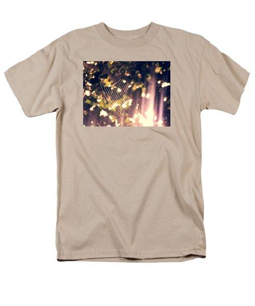 Gossamer Glow Men's T-Shirt  (Regular Fit) by Megan Dirsa-DuBois