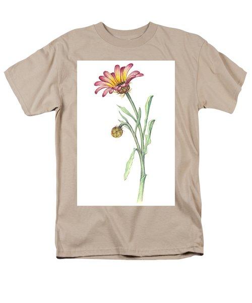 Gousblom Men's T-Shirt  (Regular Fit) by Heidi Kriel
