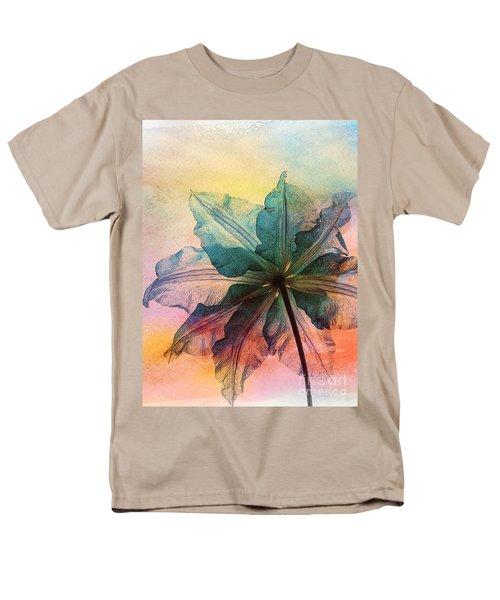 Men's T-Shirt  (Regular Fit) featuring the digital art Gracefulness by Klara Acel