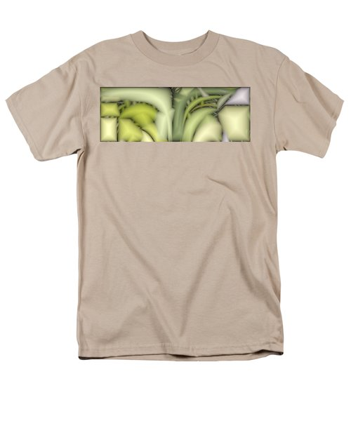 Greens Men's T-Shirt  (Regular Fit) by Ron Bissett