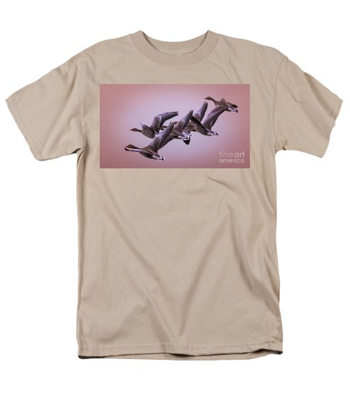Group Flight  Men's T-Shirt  (Regular Fit) by Franziskus Pfleghart