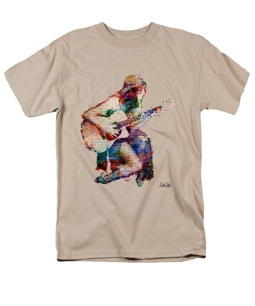 Gypsy Serenade Men's T-Shirt  (Regular Fit) by Nikki Smith