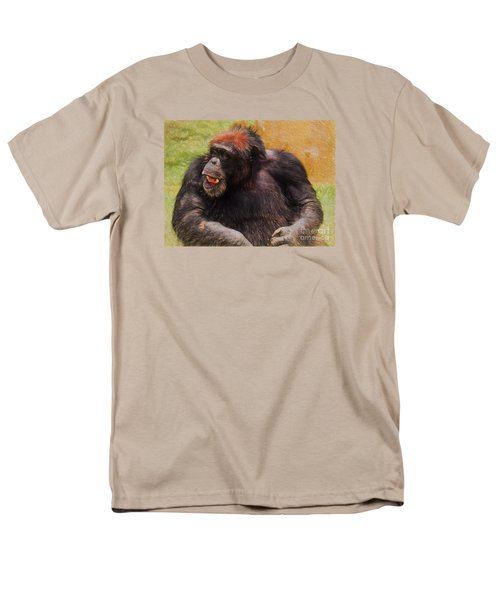 Men's T-Shirt  (Regular Fit) featuring the painting Harry by Judy Kay