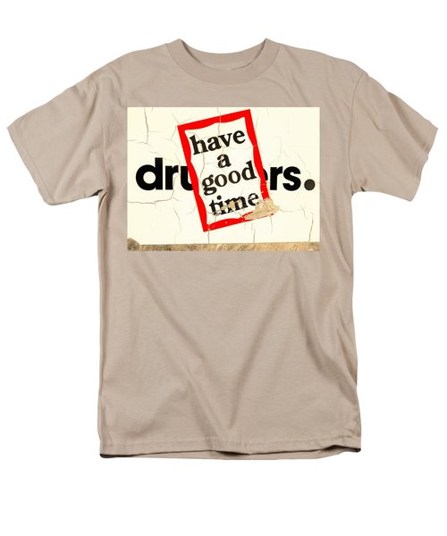 Have A Hello Of A Good Time  Men's T-Shirt  (Regular Fit) by Funkpix Photo Hunter