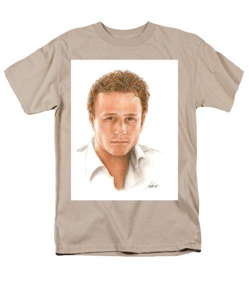 Heath Men's T-Shirt  (Regular Fit) by Bruce Lennon