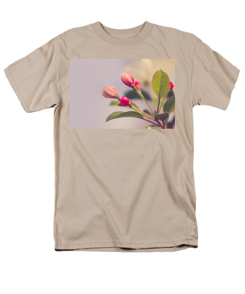 Hello Spring Men's T-Shirt  (Regular Fit) by Yvette Van Teeffelen