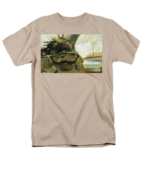 Hibernation Men's T-Shirt  (Regular Fit)