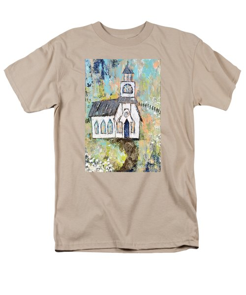 His Purpose Will Prevail Men's T-Shirt  (Regular Fit) by Kirsten Reed