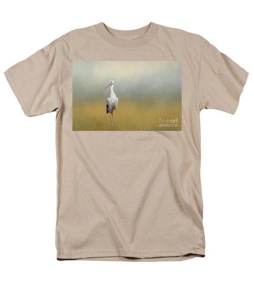 Hope Of Spring Men's T-Shirt  (Regular Fit) by Eva Lechner