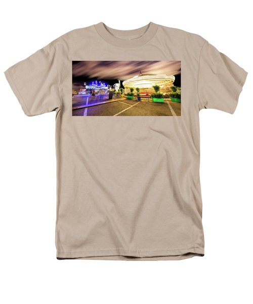 Houston Texas Live Stock Show And Rodeo #8 Men's T-Shirt  (Regular Fit) by Micah Goff