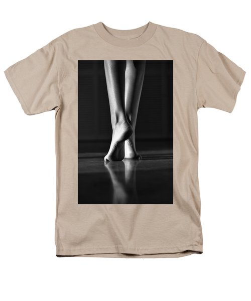 Men's T-Shirt  (Regular Fit) featuring the photograph Human by Laura Fasulo