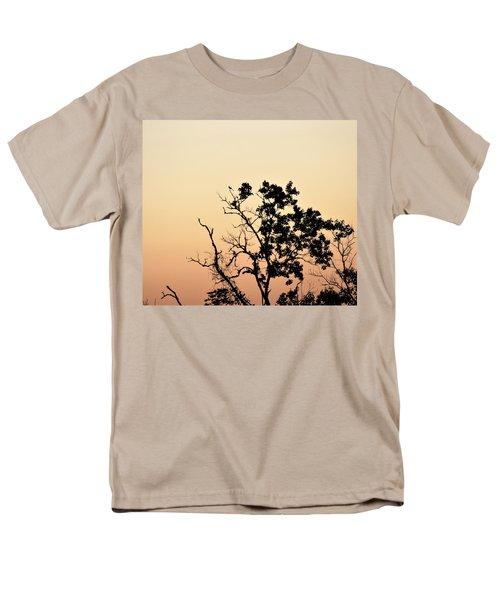 Hush Little Baby Men's T-Shirt  (Regular Fit) by John Glass