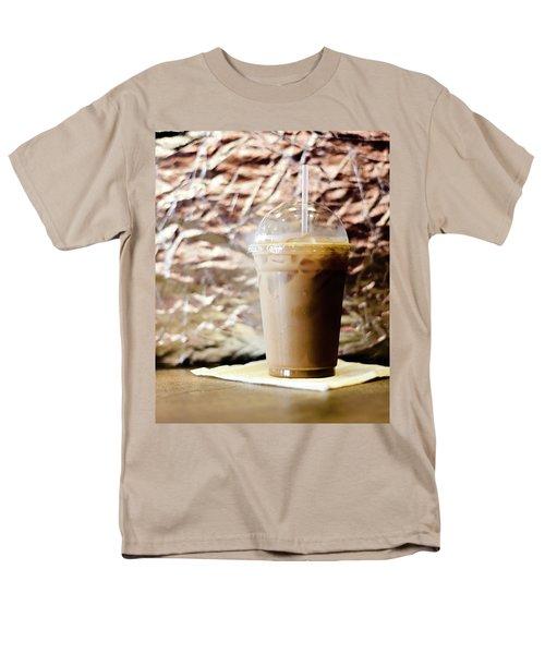 Iced Coffee 2 Men's T-Shirt  (Regular Fit)