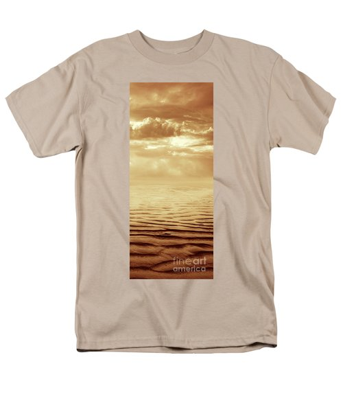 Illusion Never Changed Into Something Real Men's T-Shirt  (Regular Fit) by Dana DiPasquale