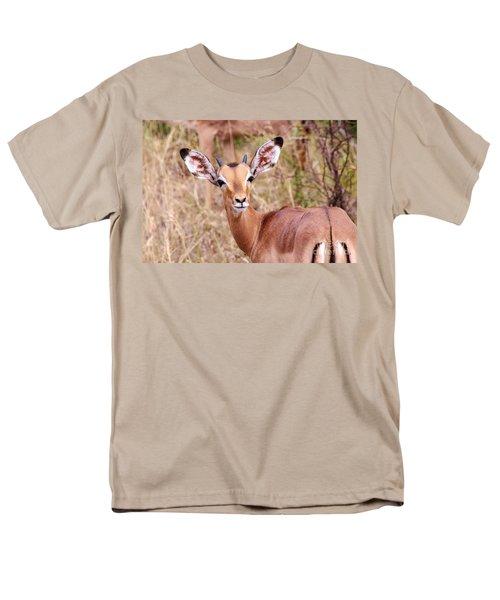 Impala Men's T-Shirt  (Regular Fit) by Juergen Klust