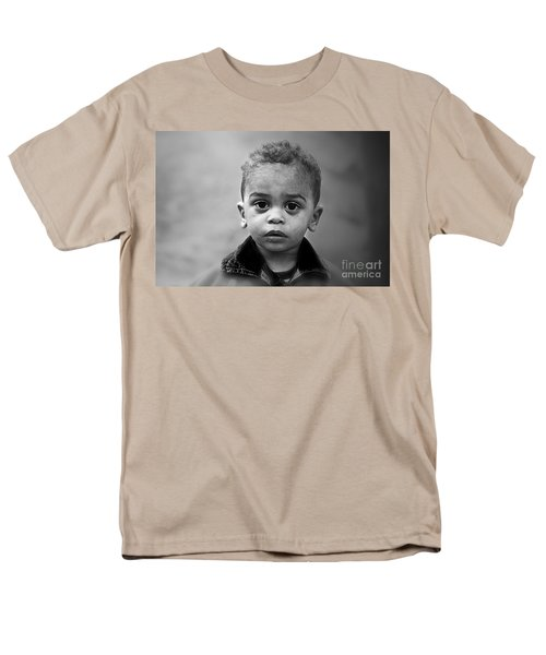 Innocence Men's T-Shirt  (Regular Fit) by Charuhas Images