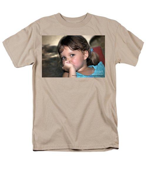 Innocense Men's T-Shirt  (Regular Fit) by Diana Mary Sharpton