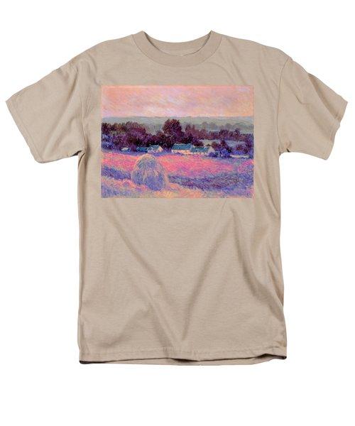 Inv Blend 10 Monet Men's T-Shirt  (Regular Fit) by David Bridburg