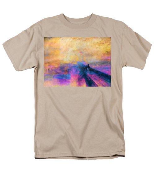 Inv Blend 12 Turner Men's T-Shirt  (Regular Fit) by David Bridburg