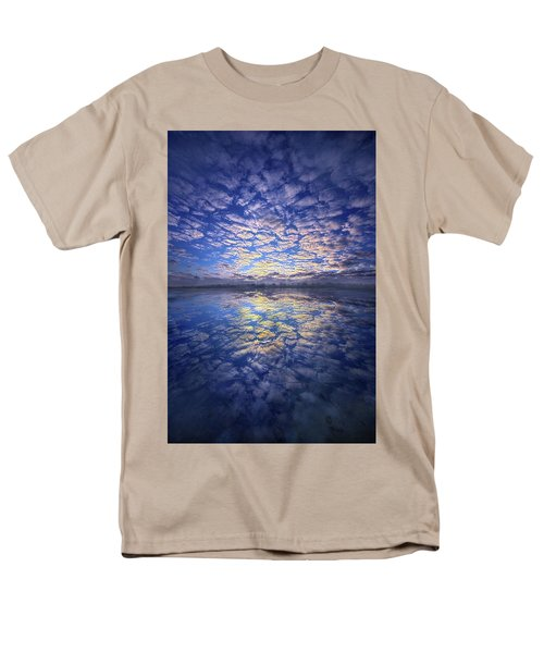 Men's T-Shirt  (Regular Fit) featuring the photograph It Was Your Song by Phil Koch