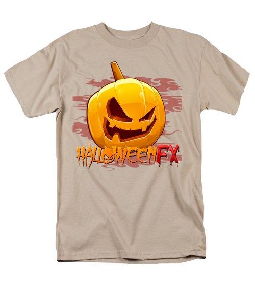 Jack O Lanterns Men's T-Shirt  (Regular Fit) by Sheila Mcdonald