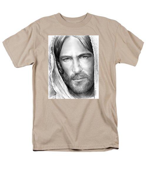 Jesus Face Men's T-Shirt  (Regular Fit)