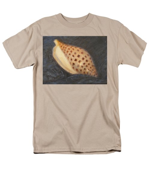Men's T-Shirt  (Regular Fit) featuring the painting Junonia by Donelli  DiMaria