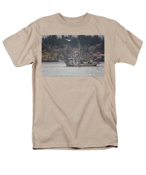 Kwiaahwah Men's T-Shirt  (Regular Fit) by Randy Hall