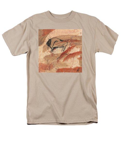 Lascaux Men's T-Shirt  (Regular Fit)