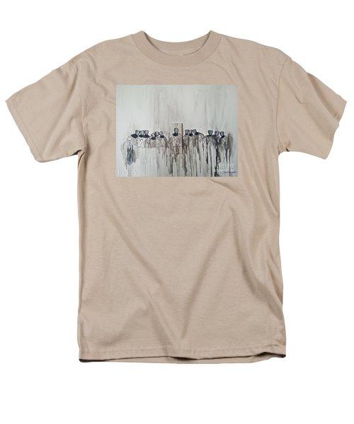 Last Supper Men's T-Shirt  (Regular Fit) by Fei A