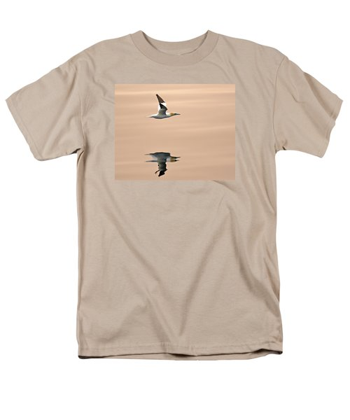 Late Arrival Men's T-Shirt  (Regular Fit) by Tony Beck