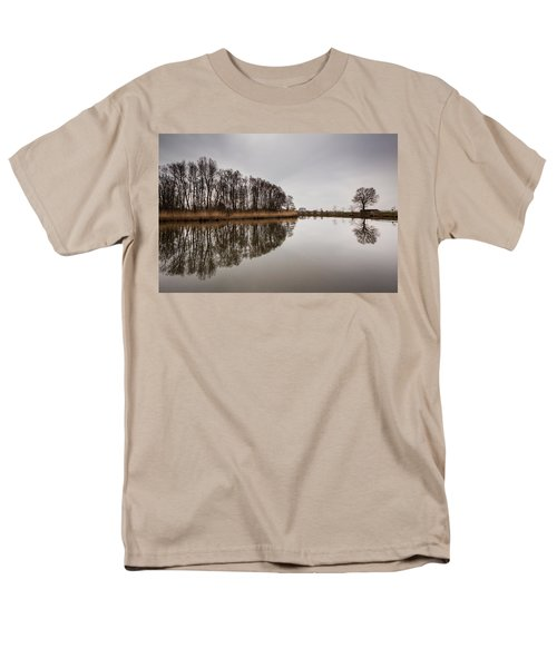 Men's T-Shirt  (Regular Fit) featuring the photograph Leader by Davorin Mance
