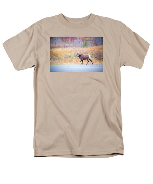Leader Of The Herd Men's T-Shirt  (Regular Fit)