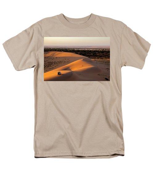 Life As Opening Men's T-Shirt  (Regular Fit) by Evgeny Vasenev