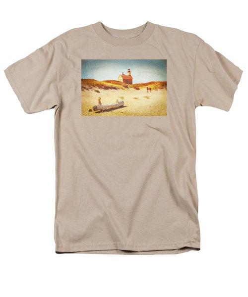 Lifes Journey Men's T-Shirt  (Regular Fit)