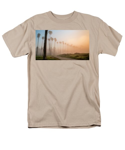 Lighter Longer Men's T-Shirt  (Regular Fit) by Sean Foster