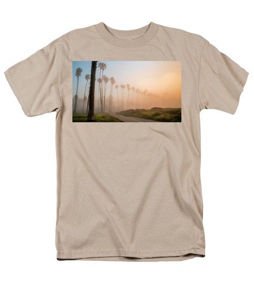 Men's T-Shirt  (Regular Fit) featuring the photograph Lighter Longer by Sean Foster