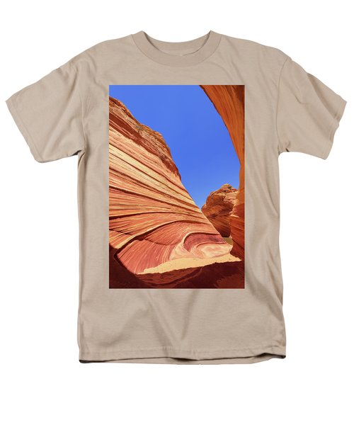 Men's T-Shirt  (Regular Fit) featuring the photograph Lines by Chad Dutson
